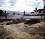 Inicia construcción de corporativo en zona Obispado