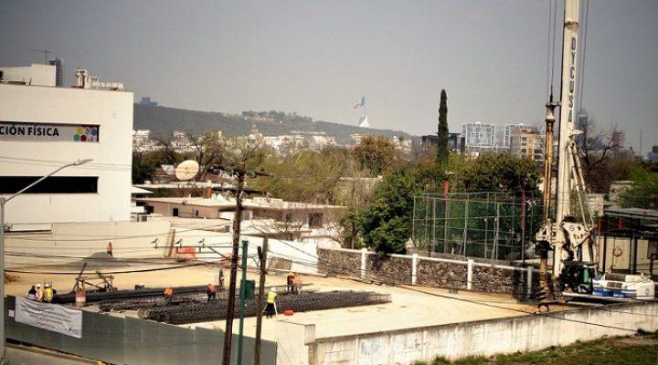 Alistan extensión de hospital en SP; añadirán 8 mil m2