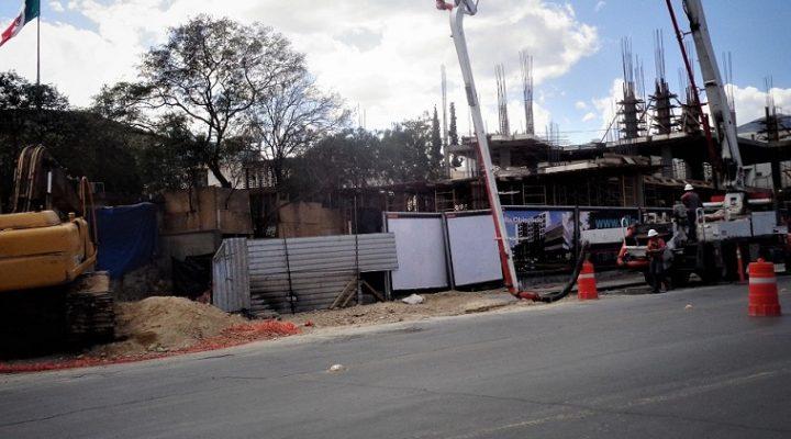 Emerge edificio de uso múltiple en el Obispado