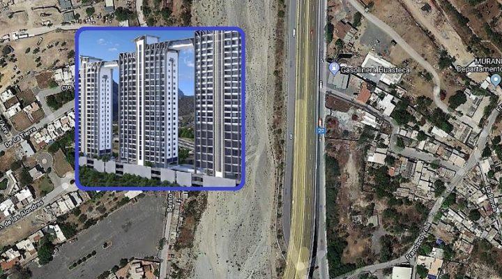 Construirán 'depas' comunicantes en Santa Catarina