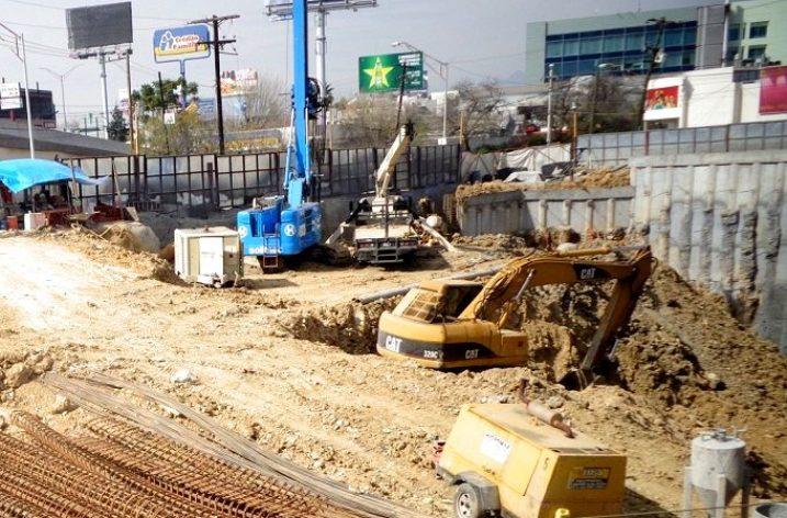 Asignan constructor de proyecto en Av. Garza Sada