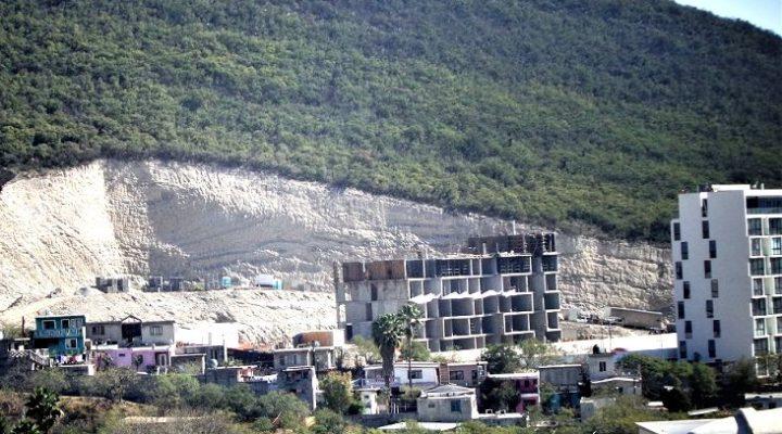 Levantan tercer edificio de complejo en San Jerónimo
