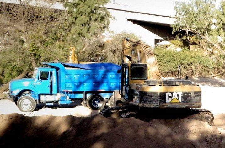 Arrancan obras de proyecto vertical en Santa Catarina