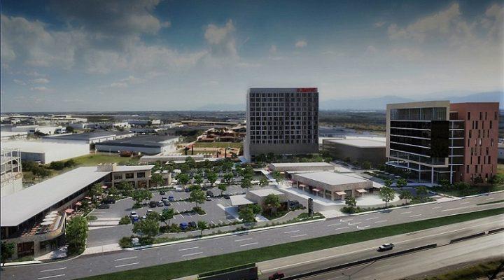Crearán complejo mixto con hotel en Apodaca
