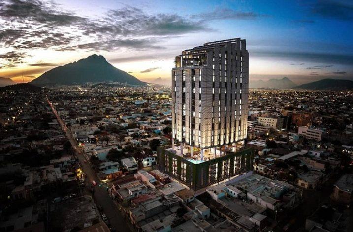 Levantarán torre habitacional por la Alameda