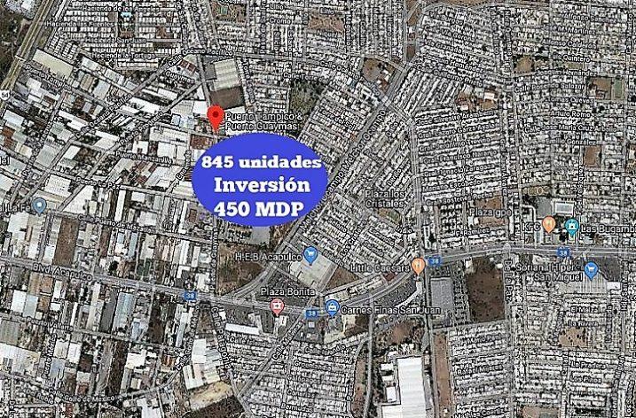 Replicarán proyecto de 'depas' en Guadalupe; invertirán 450 mdp