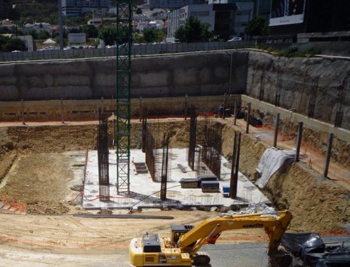 Alistan fase de estructura de torre mixta en SP