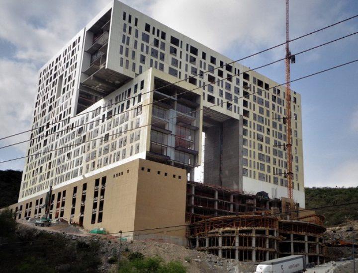 Se acerca apertura de primer edificio de Cantera