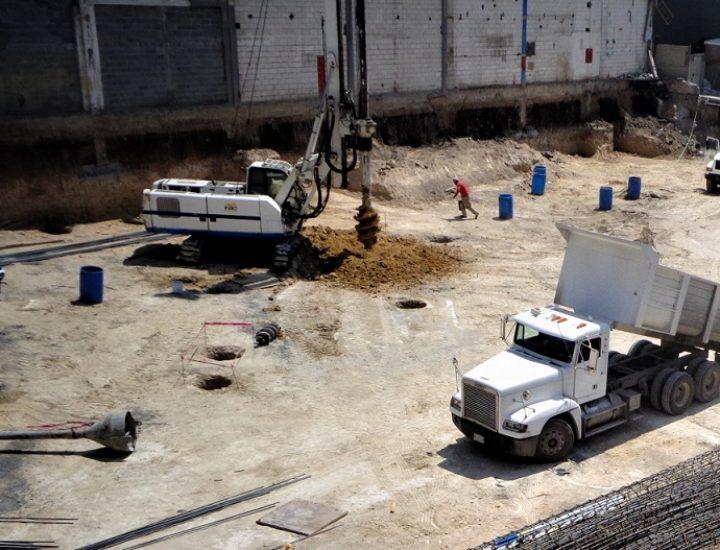 Alistan cimentación de hotel en GPE; sumará 7 mil 600 m2