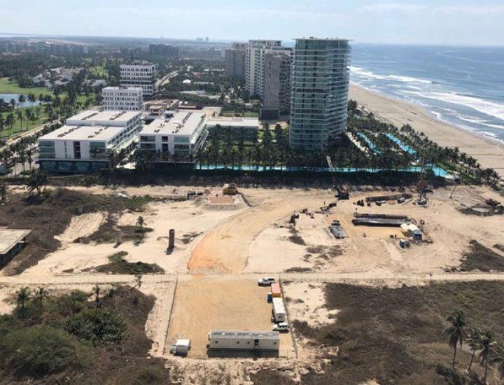 Inicia construcción de complejo residencial en Acapulco