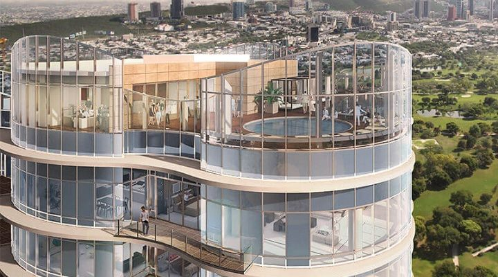 Se acerca fase estructural de torre de 35 niveles en SP