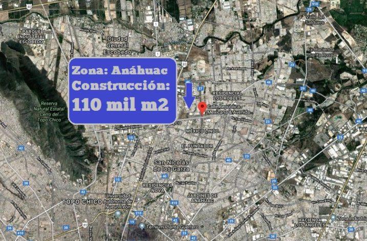 Harán primer complejo mixto en Escobedo, NL; tendrá 15 torres