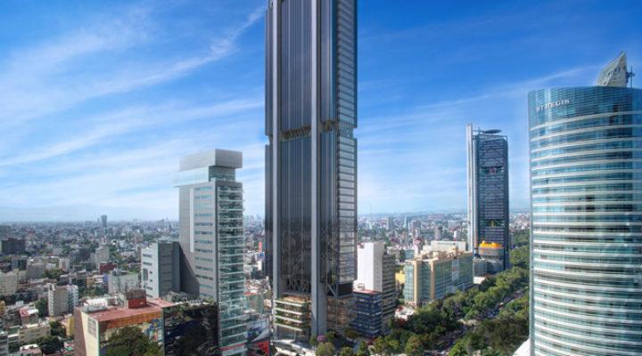 Revive proyecto de 57 niveles en Paseo de la Reforma