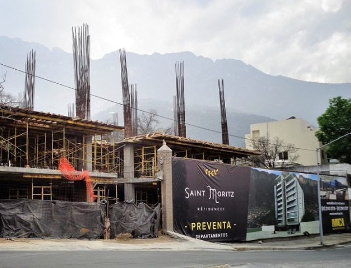 Emerge proyecto de 'depas' de lujo en San Pedro