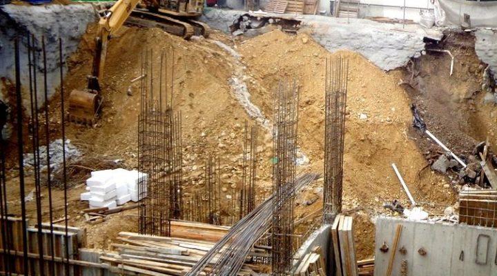 Inicia cimentación torre mixta en SP