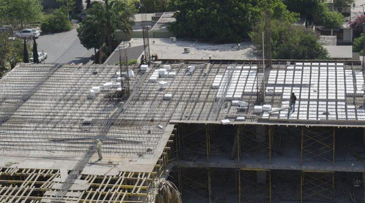 Levantarán 6 niveles de 'depas' en proyecto mixto; inicia obra