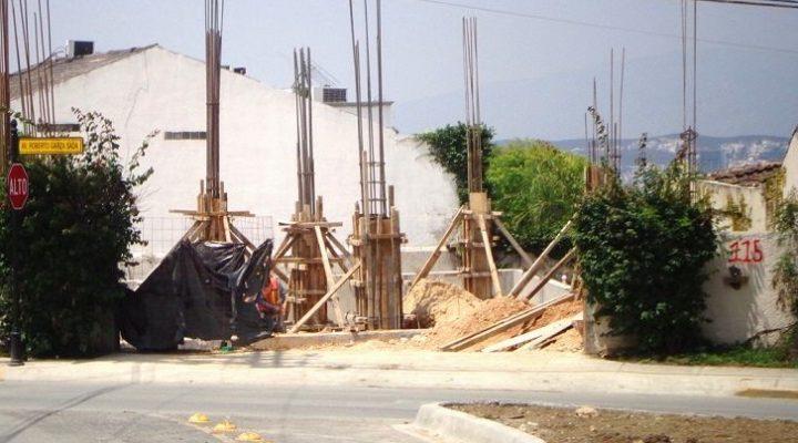 Arranca cimentación de 'depas' de lujo en San Pedro