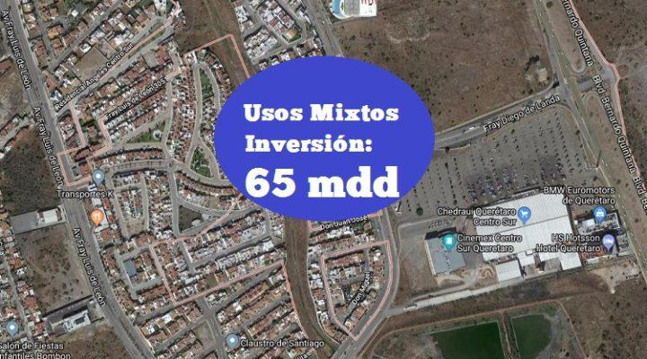 Replicarán 'megaproyecto' regio en Querétaro