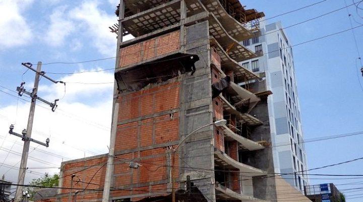 Alcanza su penúltimo nivel estructura de torre en MTY
