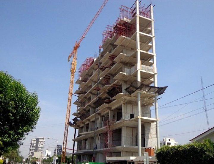 Llega a recta final estructura multiusos en San Pedro