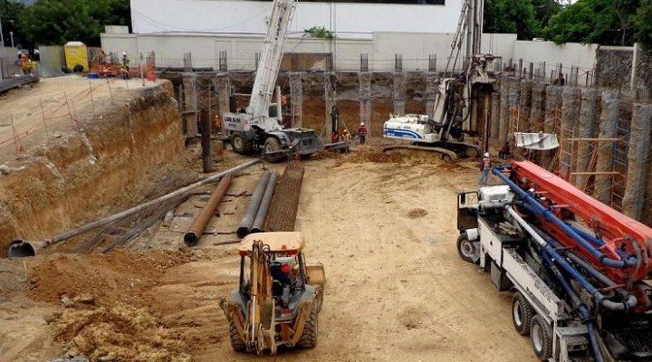 Entra a escena constructora en proyecto de 8 mil m2