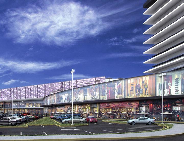 Convertirán predio industrial en 'fashion mall' en CDMX