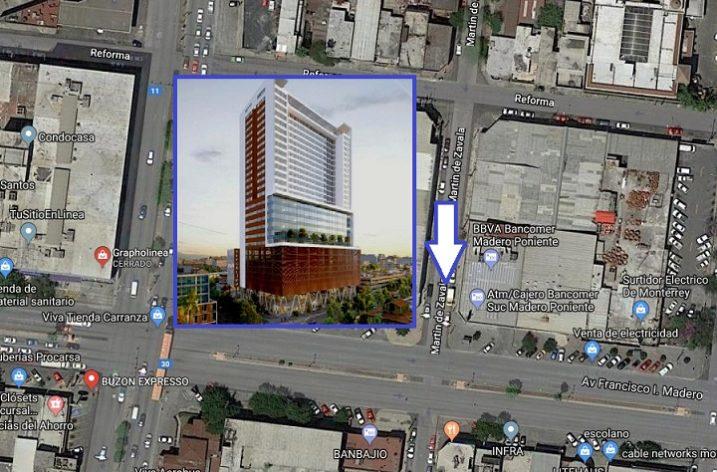 Invertirán $1,285 mdp en Madero y V. Carranza