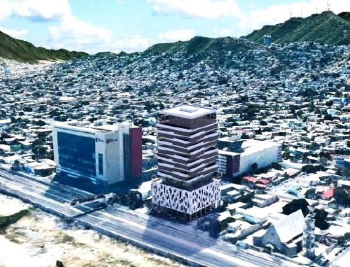 Preparan inicio de obra de nueva torre corporativa de 22 niveles