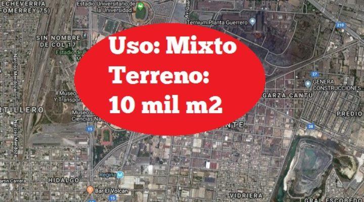 Harán 1er. magno complejo de uso mixto en San Nicolás
