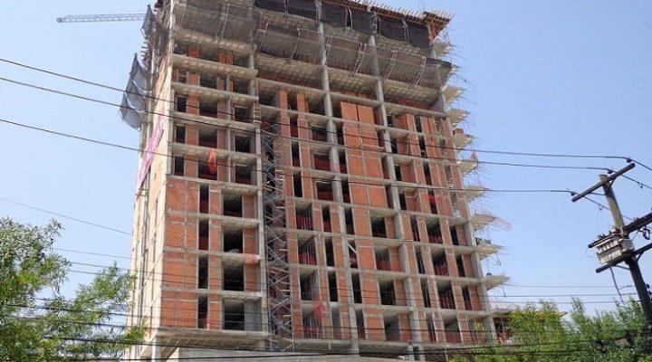 Edifican niveles superiores de torre de 'depas' en MTY
