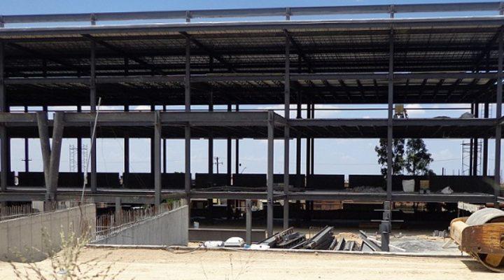Avanza construcción de 'shopping center' en Guadalupe; invierten 500 mdp