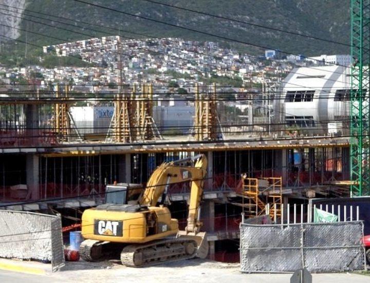Levantan primeros niveles de usos mixtos en Díaz Ordaz