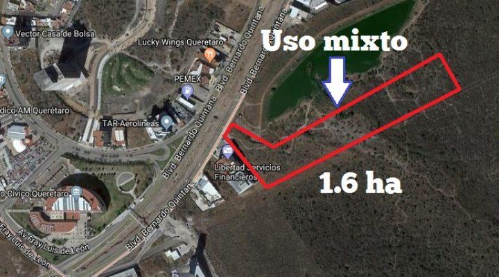 Planean 1ª fase de complejo mixto en QRO; invertirán 200 mdp