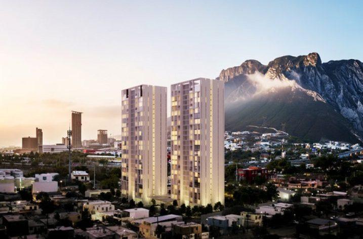 Levantarán torres 'gemelas' en Santa Catarina