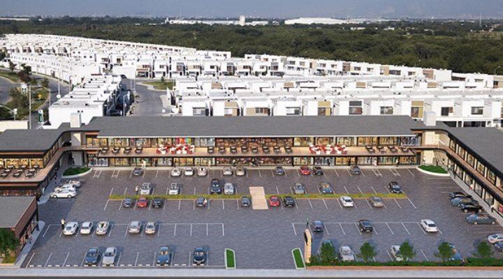 Arribará plaza comercial a Apodaca; contará con 120 cajones