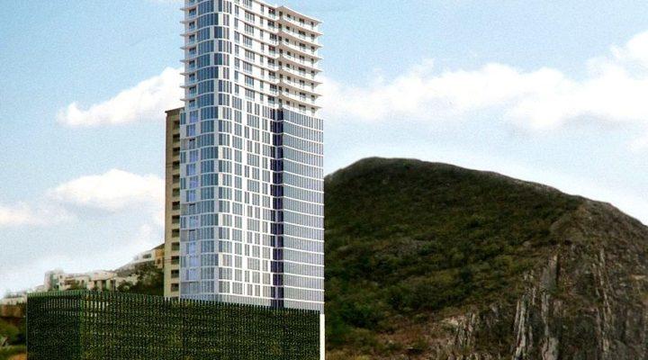 Alistan etapa de cimentación de torre de 25 niveles en MTY