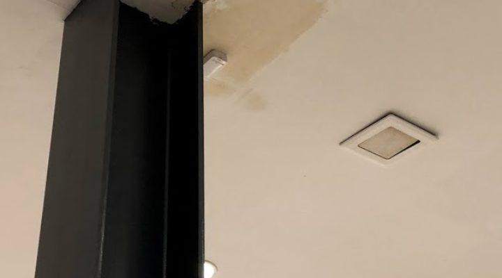 ¡En la torre!: Advierten sobre riesgos de goteras en complejos verticales