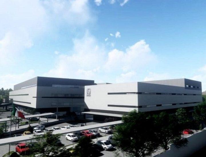 Inician trabajos para edificar hospital de $106 mdd en García