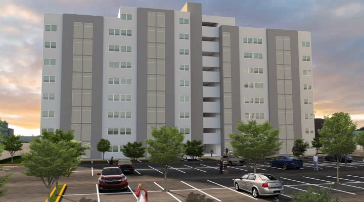 Arribarán 2 torres habitacionales a GPE; invierten 260 mdp