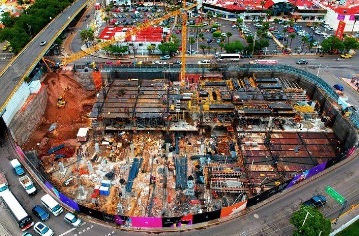 Inicia obra civil de complejo mixto en Querétaro