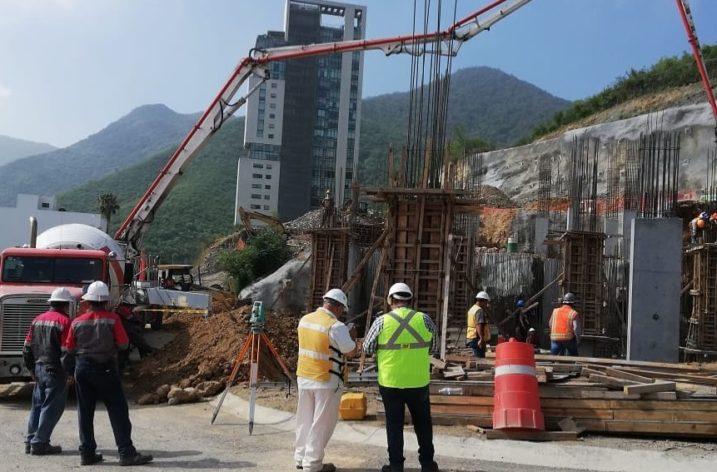 Inicia estructura de torre de 'depas' en Valle Oriente