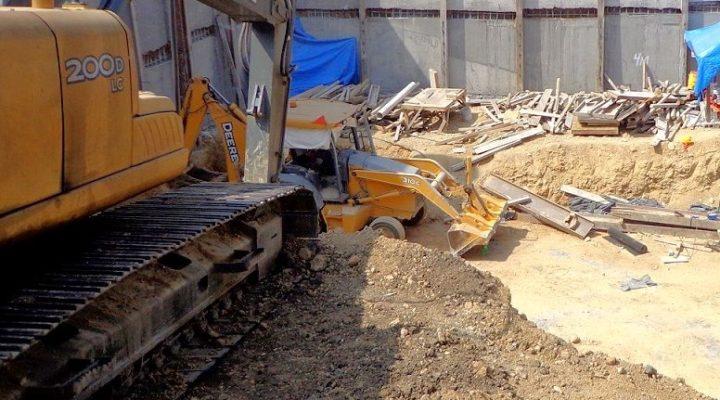 Alistan cimentación de proyecto de 'depas' en el Centrito