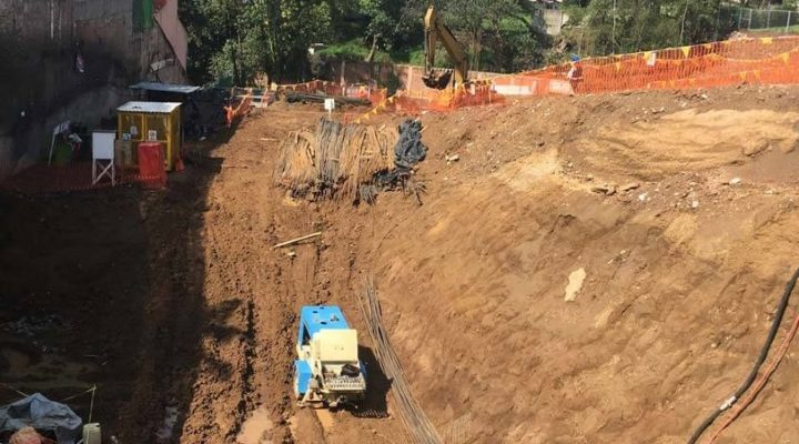 Arranca construcción de torre de 'depas' en Álvaro Obregón