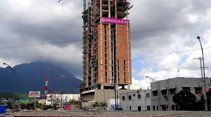 Inicia fase de acabados torre de 'depas' en zona Mitras