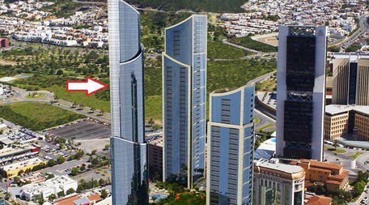 Alistan fase de acabados de rascacielos de 233 metros en VO