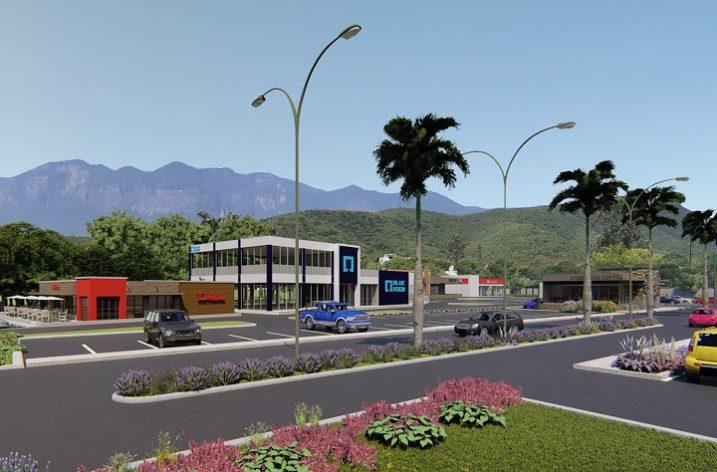 Proyectan plaza de 9 mil 400 m2 en la Carretera Nacional
