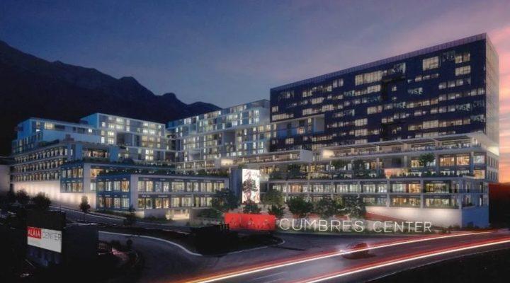 Lidera empresa regia obras de complejo de 104 mil m2 en MTY