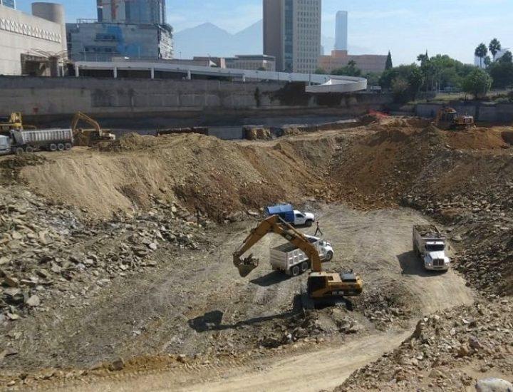 Avanza excavación para levantar hotel de lujo en San Pedro