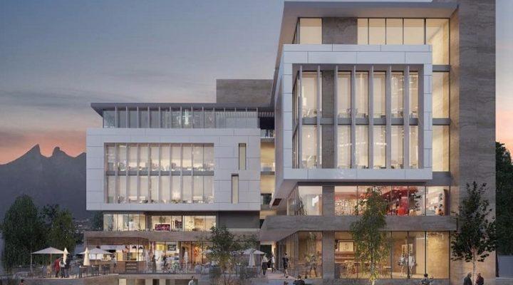 Proyectan nueva edificación de uso mixto en San Pedro