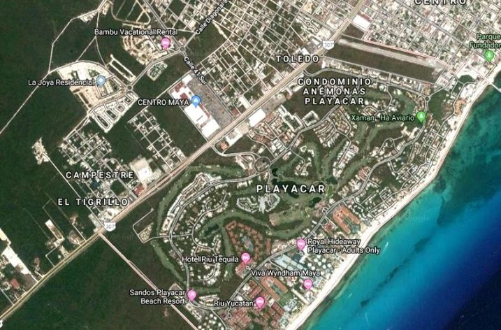 Proyectan desarrollo turístico de 1,500 mdp en Playa del Carmen